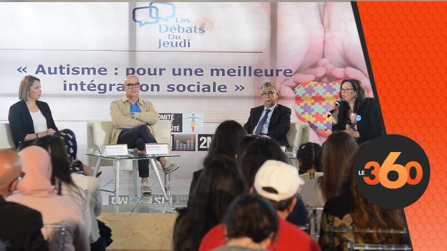 cover vidéo:Le360.ma •Autisme : pour une meilleure intégration sociale