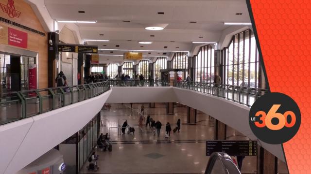 Cover Vidéo - Les améliorations apportées à l'aéroport Mohammed V expliquées par son directeur, Abdelhak Mazour