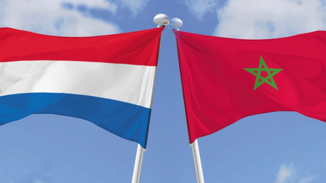 Maroc-Pays-Bas