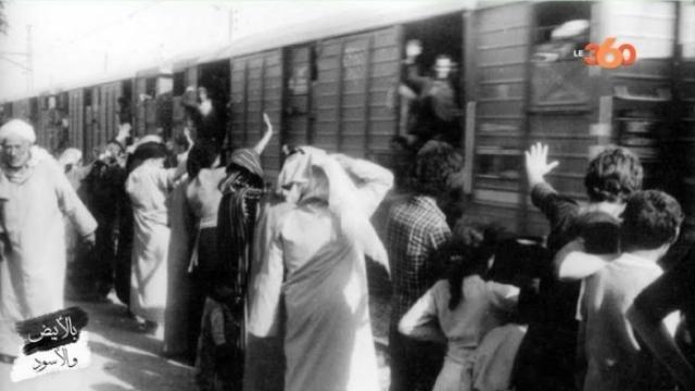 Marche verte expulsion des Marocains d'Algérie