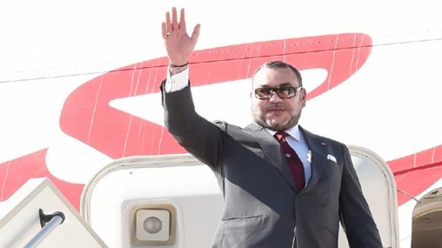 Mohammed VI Congo