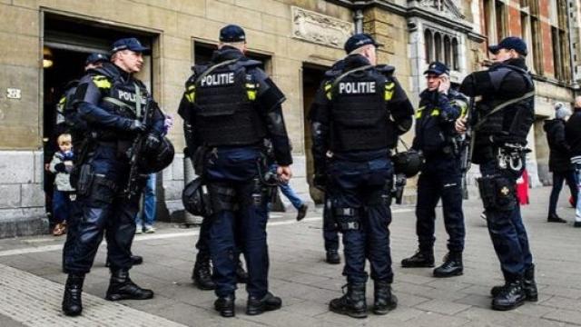police néerlandaise