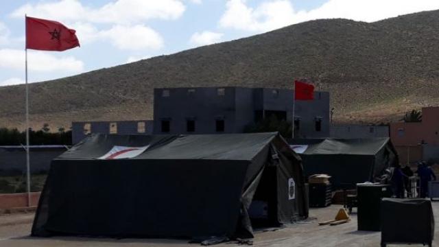 Tiznit hôpital militaire-3