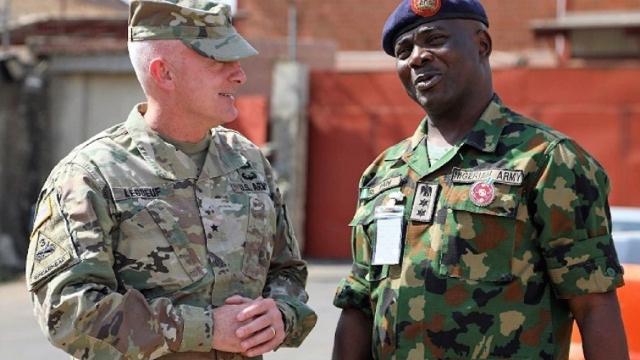 Terrorisme: sommet militaire Afrique-USA au Nigeria