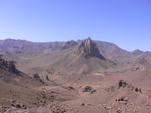 Volcan Siroua