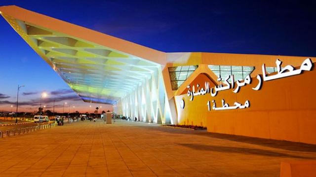 aéroport marrakech-menara