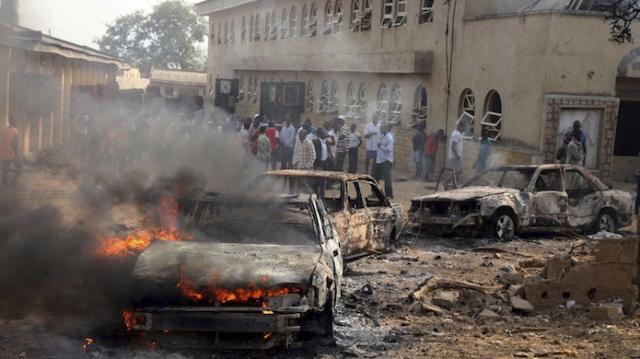 Attentat nigeria Boko haram