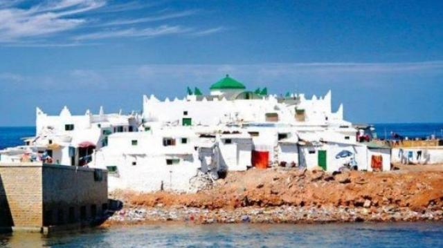 Sidi Abderrahmane vue