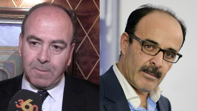 Hakim Benchemass Ilyas El Omari