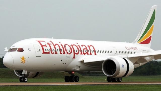 ethiopian airlines impl mente une nouvelle technologie pour r duire sa consommation de carburant. Black Bedroom Furniture Sets. Home Design Ideas