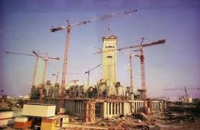 Mosquée Hassan II 1990