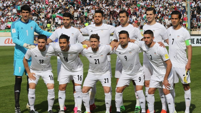 Equipe nationale d'Iran