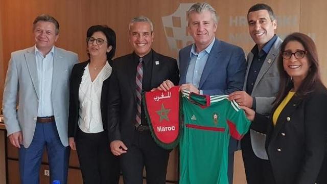 Maroc 2026 en campagne en Croatie