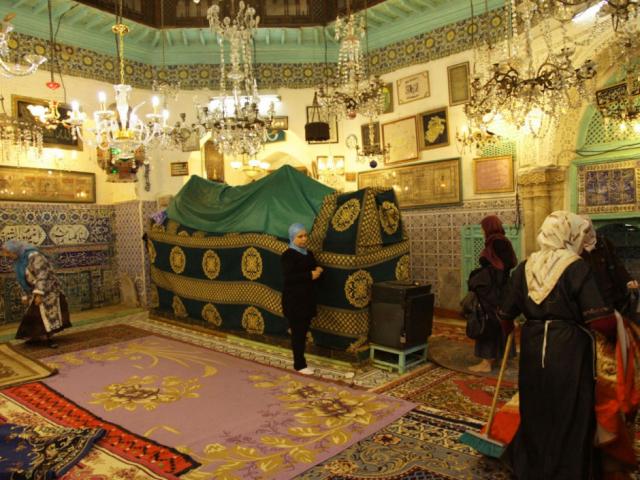 Sidi Abderrahmane mausolée