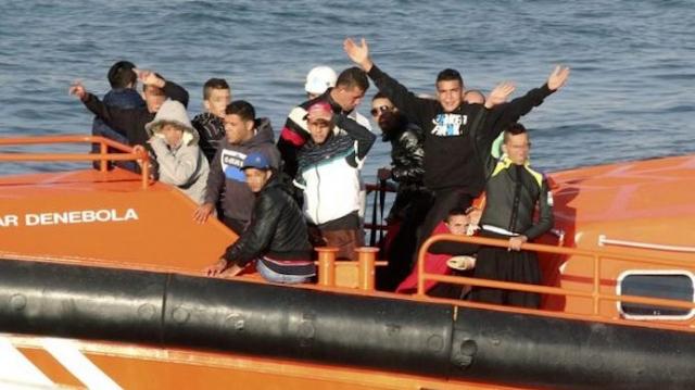 migrants maghrébins