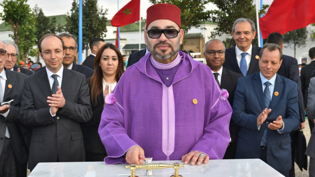 Mohammed VI action sociale INDH Ramadan