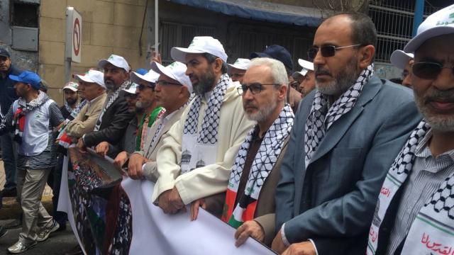 Marche en faveur de la Palestine-8