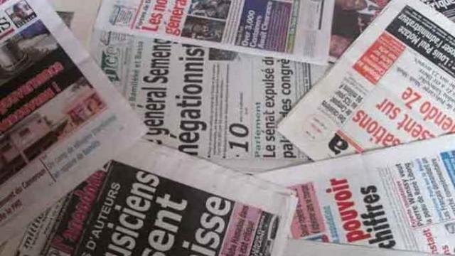 Cameroun: les patrons de la presse privée réclament une réforme de l'aide publique de l'Etat