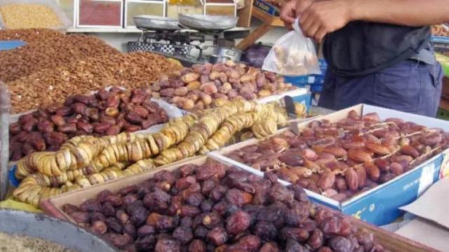 Ramadan marché