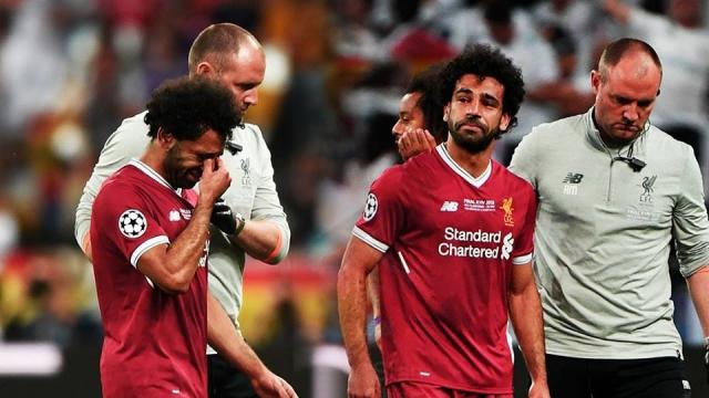 Mohamed Salah forfait coupe du monde