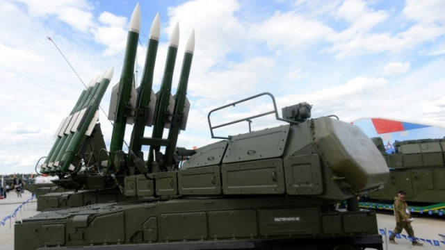 missiles BUK
