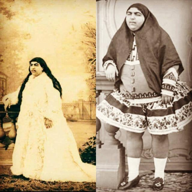 princesse iran
