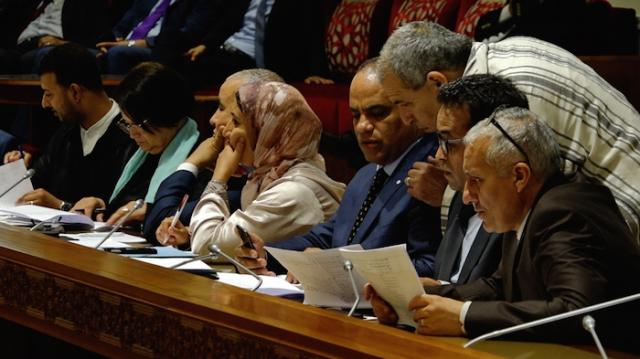 Commission parlementaire des Finances-réunion mardi 5 juin1