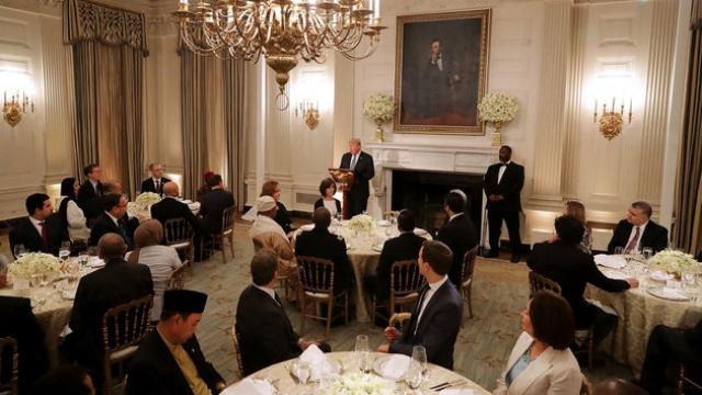 iftar trump
