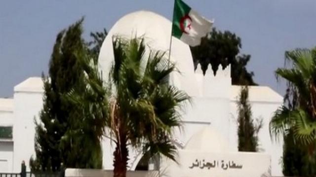 ambassade d'Alger à Rabat