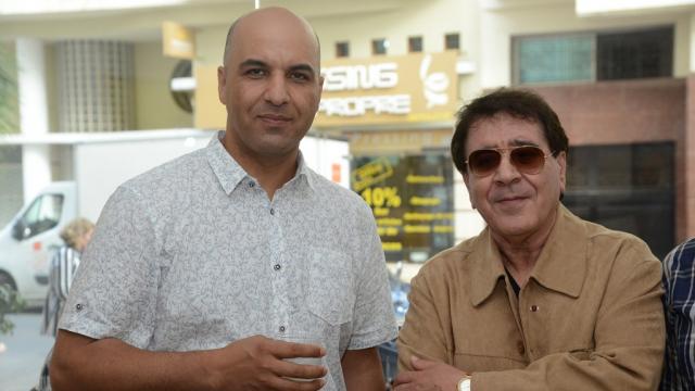 Nabil El Makhloufi et Houssein Miloudi