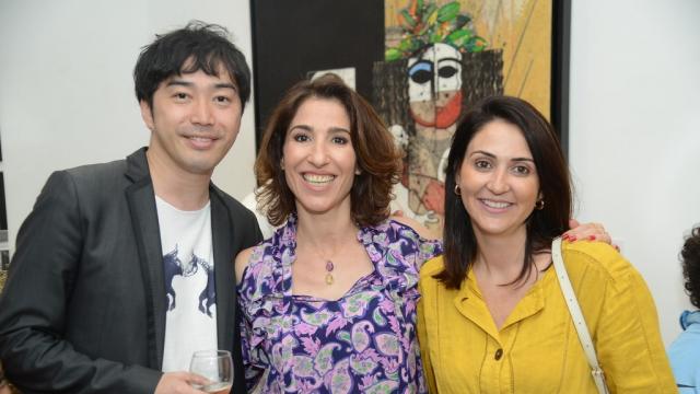 Chef Masta, Nadia Amor et Samia Ouazzani