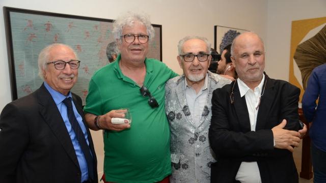Mohammed Khalil, Saâd Ben Cheffaj et Bouchta El Hayani