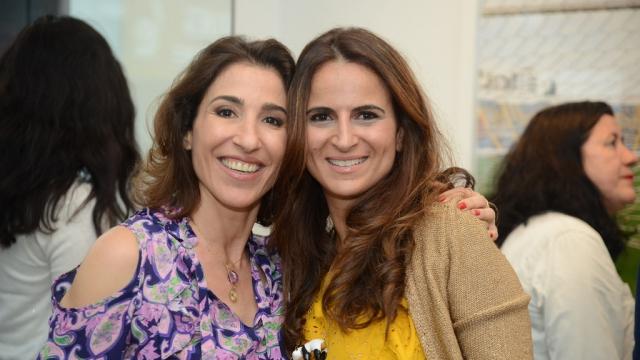 Nadia Amor et Zina Tahiri