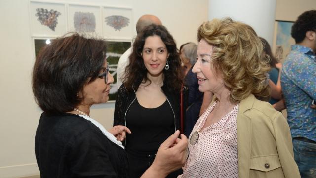 Rabia Ababou et Assia Lazrak