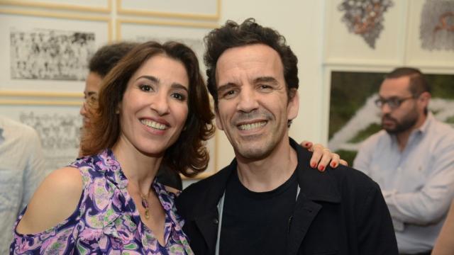Nadia Amor et Said Mahrouf