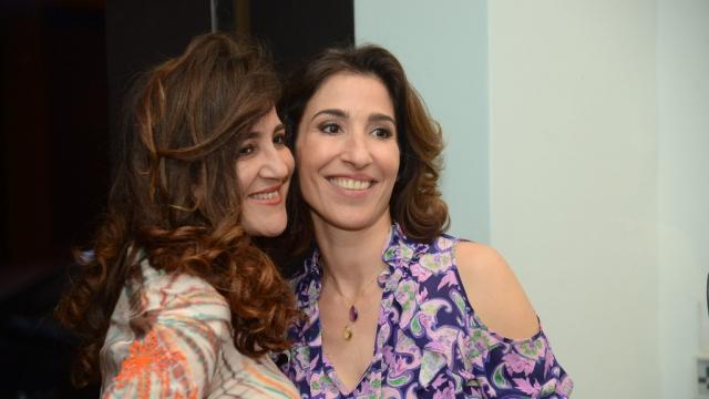 Yasmine Idrissi Lahlou et Nadia Amor