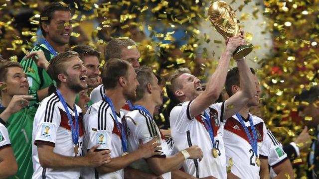 Allemagne championne du monde