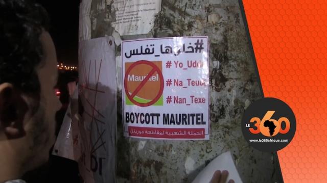 boycott Mauritel