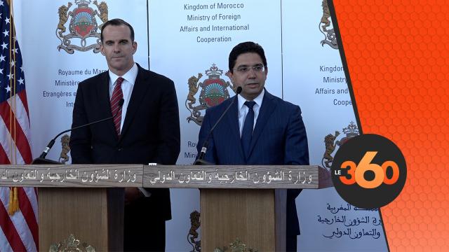 cover Video -Le360.ma • Les Etats Unis salue les efforts du Maroc en matière de lutte contre le terrorisme