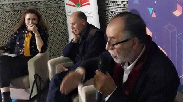 Sanaa El Aji et Abdassamad Dialmy