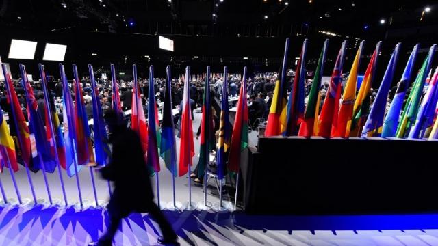drapeaux FIFA