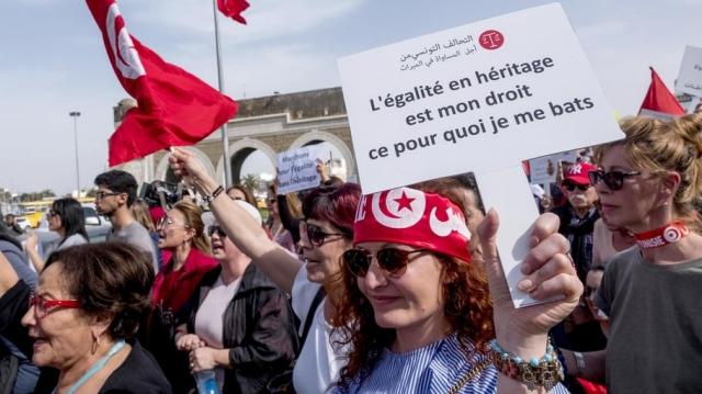 Egalité héritage en Tunisie