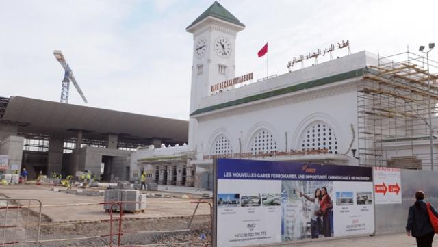 Gare LGV Casablanca