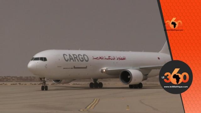 RAM Vol cargo Casablanca-Nouakchott