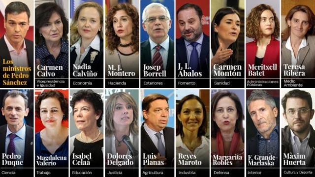 Gouvernement Sanchez 2