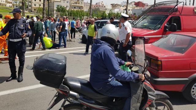 Grave accident à Tanger-3