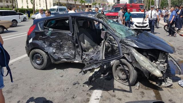 Grave accident à Tanger-4