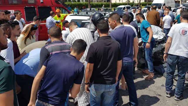 Grave accident à Tanger-7