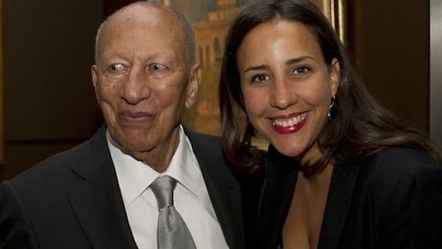 Hassan El Glaoui et Touria El Glaoui