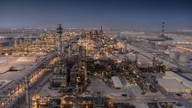 Installation pétrolière saoudienne
